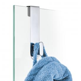 Blomus AREO hook for glass shower panel polished stainless steel