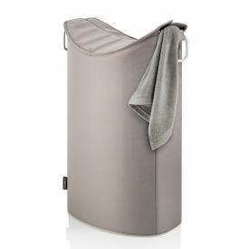 Blomus FRISCO laundry basket taupe