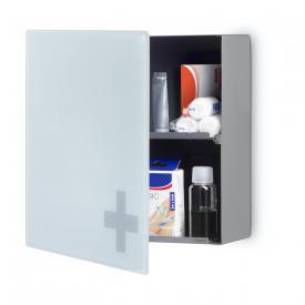 Blomus MEDICO medicine cabinet grey/satin