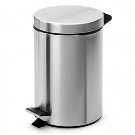 Blomus NEXIO pedal bin brushed stainless steel