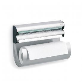 Blomus OBAR kitchen paper roll holder brushed stainless steel