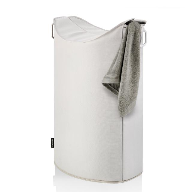 Blomus FRISCO laundry bin sand