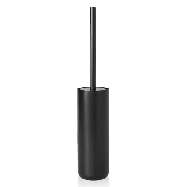 Blomus MODO toilet brush set matt black