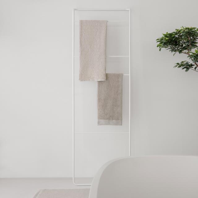 Blomus MODO towel ladder matt white