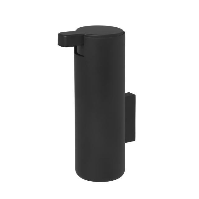 Blomus MODO wall-mounted soap dispenser matt black