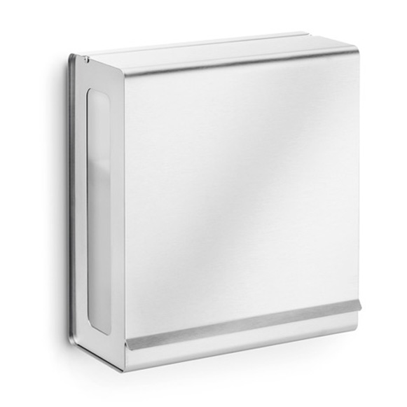 Blomus NEXIO paper towel dispenser matt stainless steel