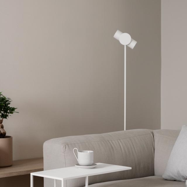 Blomus STAGE LED floor lamp with dimmer