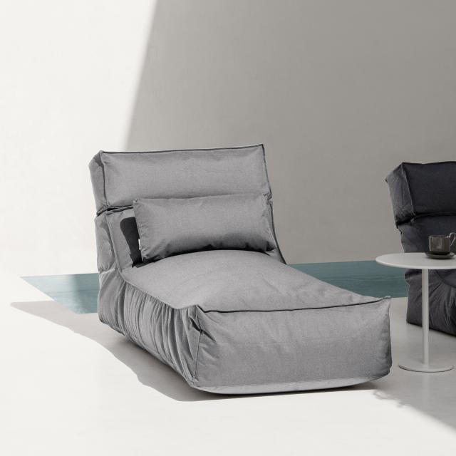 Blomus STAY lounger with cushion