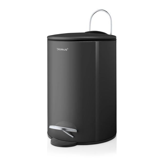 Blomus TUBO pedal bin with smart close anthracite