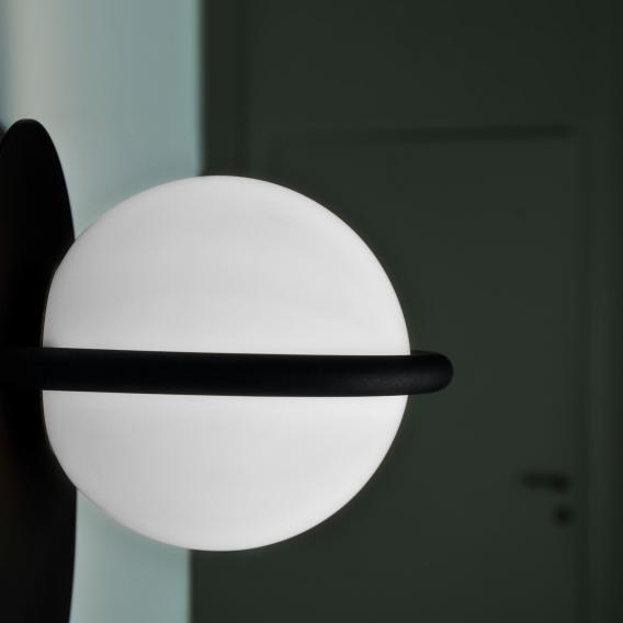 B.lux C_Ball W 1L wall light