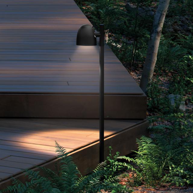 B.lux Speers outdoor LED bollard light