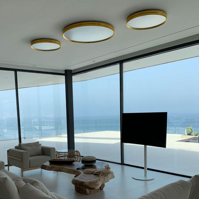 B.lux Light Hole LED ceiling light