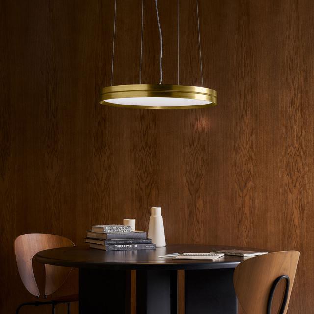 B.lux Lite Hole S60 LED pendant light