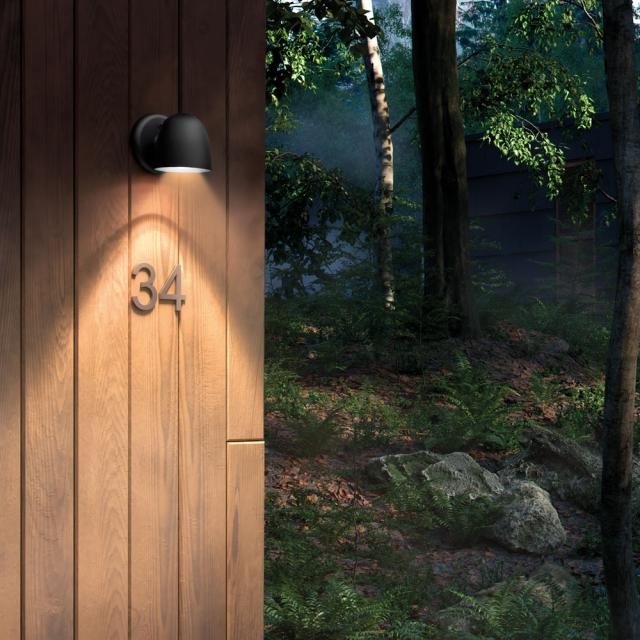 B.lux Speers outdoor LED wall light