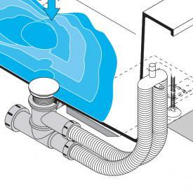 Boffi ANHC001 waste system