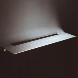 Boffi Blade shelf satinised stainless steel