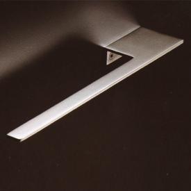 Boffi Blade towel rail satinised stainless steel