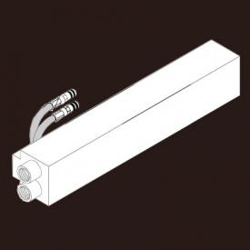 Boffi CUT RRCT01 wall-container length 40 cm