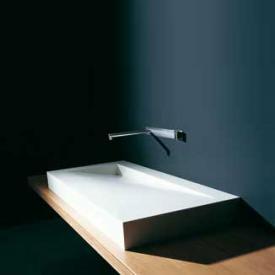 Boffi FOLIO WPFLAE01S washbasin W: 120 D: 50 cm, drain on the left
