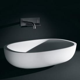 Boffi ICELAND countertop washbasin white