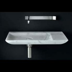 Boffi L10 WMLDAE02 washbasin carrara white