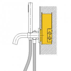 Boffi Liquid RESL07I concealed installation unit