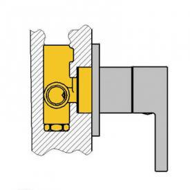 Boffi Liquid RESL16I concealed installation unit
