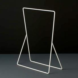 Boffi Shortcut towel stand W: 600 H: 800 D: 250 mm