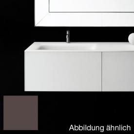 Boffi Soho BWRPJ090SH vanity unit with drawer front coffee / corpus coffee