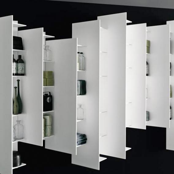 Boffi CT line rack white