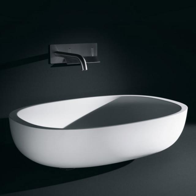 Boffi ICELAND countertop washbasin white