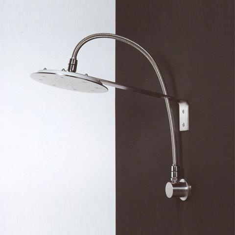 Boffi Minimal RRDM01 wall fixture for shower Head