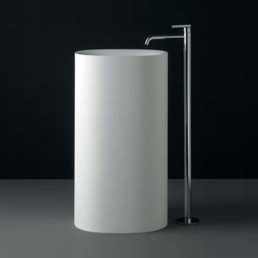 Boffi SABBIA 5 WRSBAG01 floorstanding washbasin W: 50 H: 90 D: 41 cm