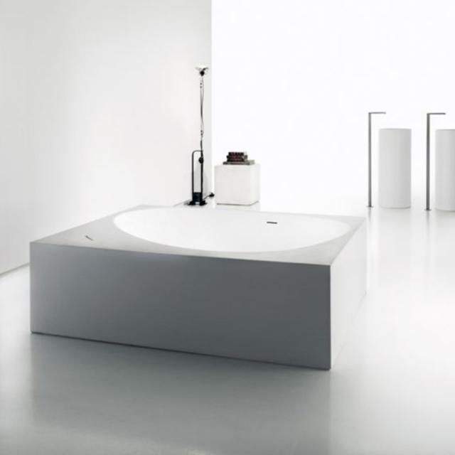 Boffi TERRA freestanding rectangular bath without fittings