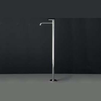 Boffi UNI REFU04E floorstanding single lever basin mixer without waste set