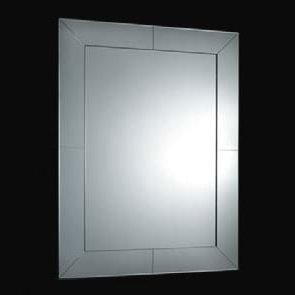 Boffi VENEZIANA mirror with bevelled outer edge