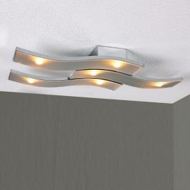 BOPP Cascade LED ceiling light with dimmer 6 heads