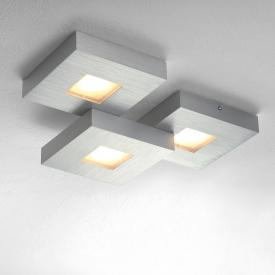 BOPP Cubus LED ceiling light 3 heads