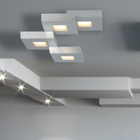BOPP Cubus LED ceiling light 4 heads