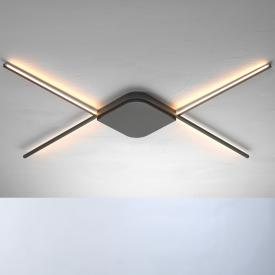 BOPP Less LED ceiling light