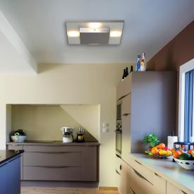 BOPP Slight LED square ceiling light