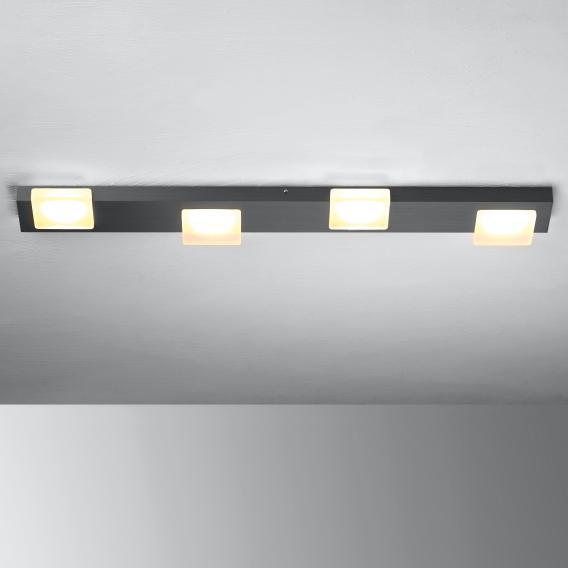 BOPP Lamina LED ceiling light, 4 heads
