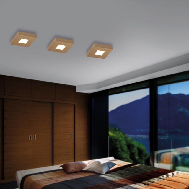 BOPP Cubus LED ceiling light 1 head