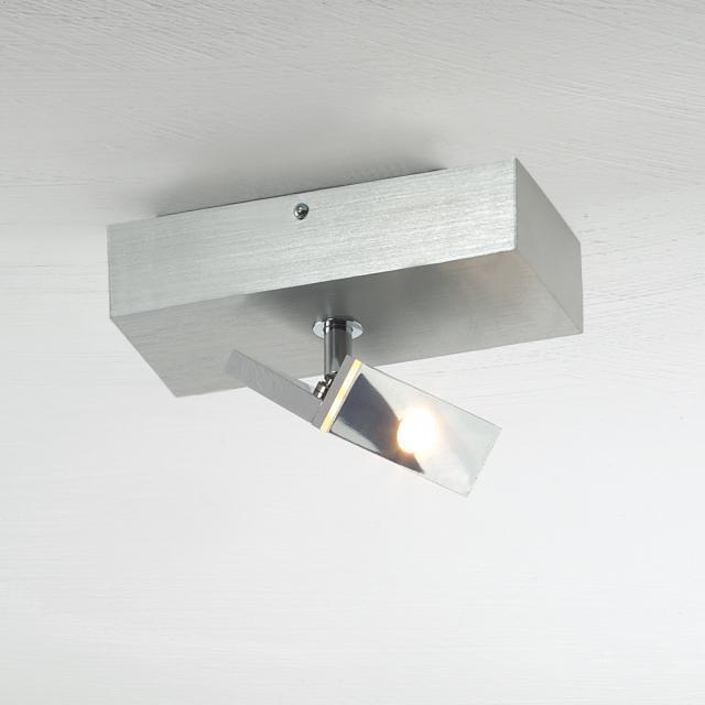 BOPP Elle LED ceiling light/spot 1 head