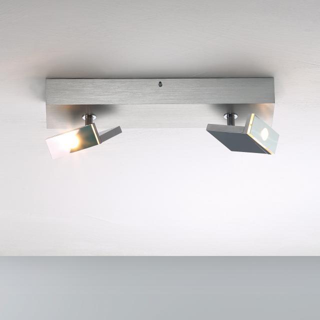 BOPP Elle LED ceiling light/spot 2 heads