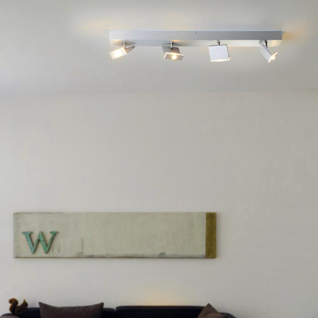 BOPP Elle LED ceiling light/spot 4 heads
