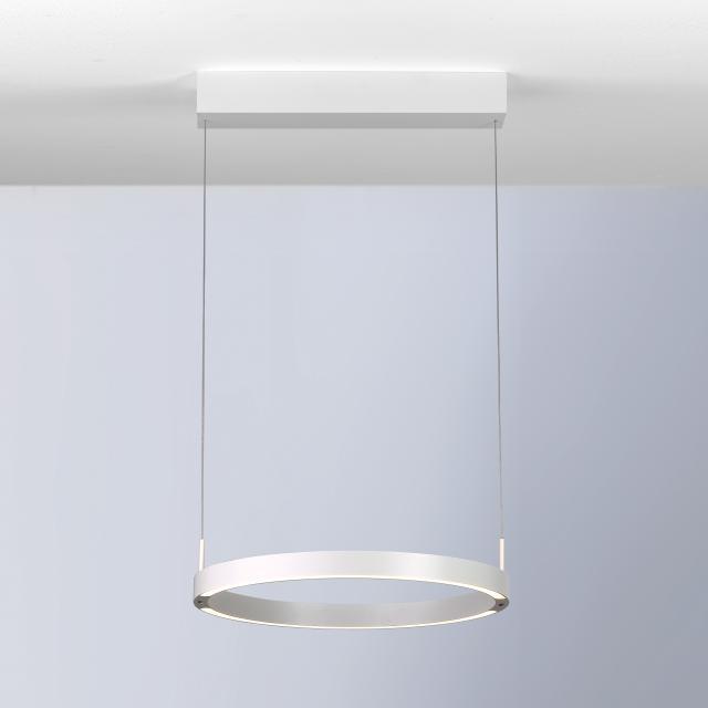 BOPP Float LED pendant light with dimmer