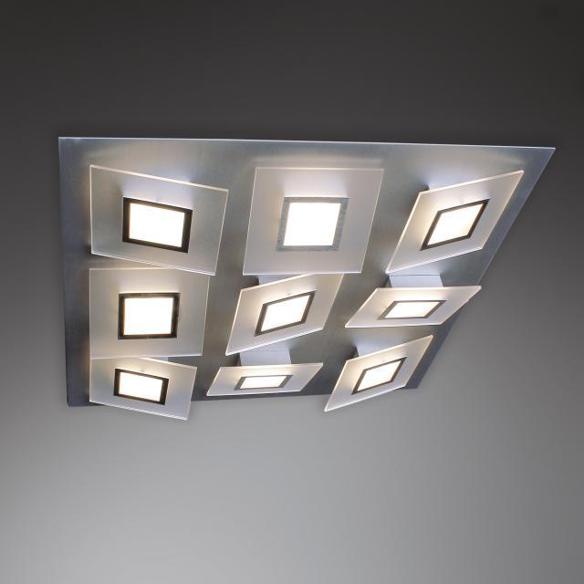 BOPP Frame LED ceiling light/ceiling spotlight 9 heads