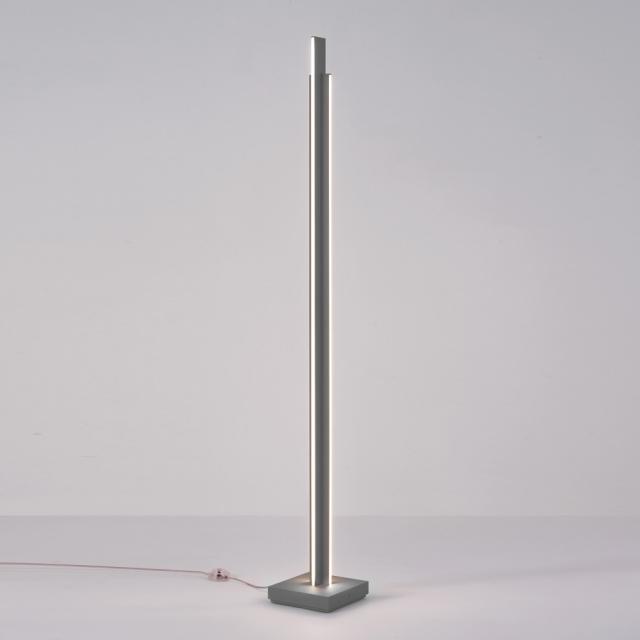BOPP Nano LED floor lamp with dimmer