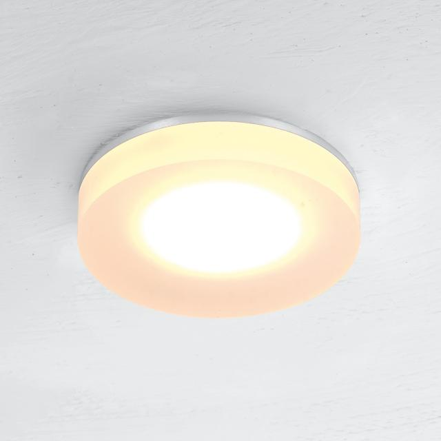 BOPP One LED recessed ceiling light / wall light